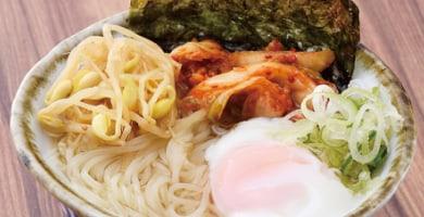 冷麺(冷)
